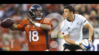 Download American Football vs Rugby - Best Comparison Ever Seen Video