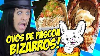 Download OVOS DE PÁSCOA COM SABORES BIZARROS Video