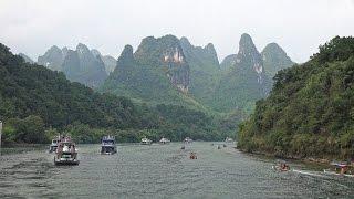 Download Li River Cruise, Guangxi, China in 4K (Ultra HD) Video
