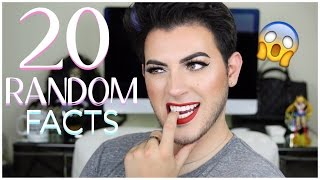 Download 20 RANDOM FACTS ABOUT ME | THINGS YOU DIDN'T KNOW | MannyMua Video