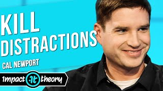 Download How to Quit Social Media and Master Your Focus | Cal Newport on Impact Theory Video
