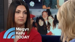 Download Woman Reveals How She Was Trafficked By Her Own Boyfriend At Age 18 | Megyn Kelly TODAY Video