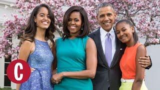 Download Sasha & Malia Obama's Style Evolution | Cosmopolitan Video