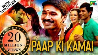 Download Paap Ki Kamai (HD) Full Hindi Dubbed Movie | Thanga Magan | Dhanush, Samantha, Amy Jackson Video