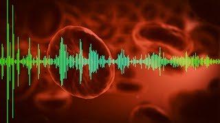 Download Blood testing via sound waves Video