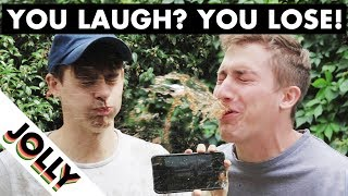 Download TRY NOT TO LAUGH with BLACK WATER!!! (impossible!?) Video