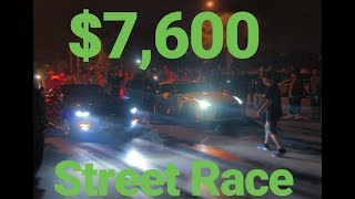 Download 818 GTR vs Gypsy Crew SuperCharged Mustang 5.0 $7,600 Street Race Video