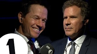 Download Will Ferrell & Mark Wahlberg Insult Each Other | CONTAINS STRONG LANGUAGE! Video