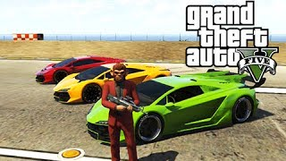 GTA 5 NEW ″Lampadati Pigalle″ Hipster DLC Car In GTA 5! (GTA V) Free