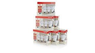 Download Honeywell 18pack LED Light Bulbs Video