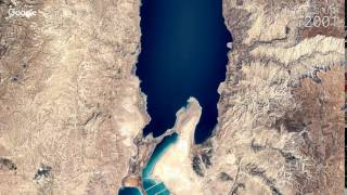 Download Google Timelapse: Dead Sea Video