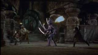 Download The Golden Voyage of Sinbad (1974) - Battle with Kali Video