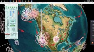 Download 12/29/2016 - Nightly Earthquake Update + Forecast - Indonesia direct hit - Japan on watch Video