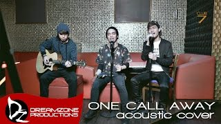 Download Charlie Puth - One Call Away (Acoustic Cover) - Sam Mangubat & Jun Sisa Video