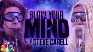 Download Blow Your Mind with Steve Carell Video