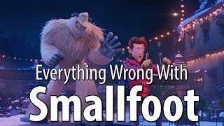 Download Everything Wrong With Smallfoot In 15 Minutes Or Less Video