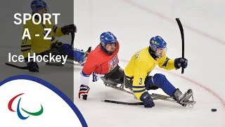 Download Para Ice Hockey: Sports of the Paralympic Winter Games Video