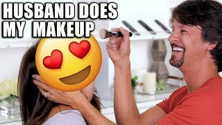 Download HUSBAND DOES MY MAKEUP | Unboxing PR Packages w/ James Video