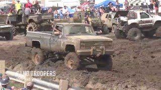 Download ″The SQUARE BODY CHEVYS of the MUD BOG″ @ Trucks Gone Wild 2015 MICHIGAN MUD JAM Video