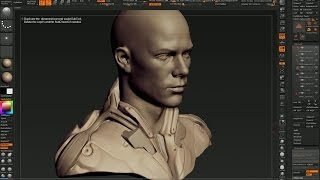Download Zbrush Hard Surface Retopology - Workflow Video