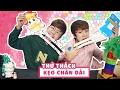 Download THỬ THÁCH KẸO CHÂN DÀI (KẸO XỐP XOẮN) - 2 Anh Chơi Muvik Rồi! Video