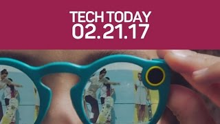 Download Spectacles go on sale for all, YouTube skipping the 30 second ad (Tech Today) Video