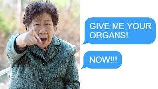 Download r/Entitledparents - ″GIVE ME YOUR ORGANS! NOW!!!″ Video
