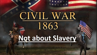 Download The Civil War was Not for Slavery Video