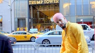 Download ARAB GUY GOES INSIDE THE TRUMP TOWER!! Video