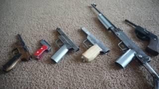 Download homemade guns, overview Video