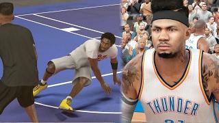 Download NBA 2k17 MyCAREER - 1v1 vs Kobe Bryant Gone Wrong! Sham God Ankle Breaker! Ep 138 Video