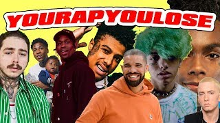 Download IF YOU RAP, YOU LOSE - IMPOSSIBLE RAP CHALLENGE (MUST WATCH, 2019) Video