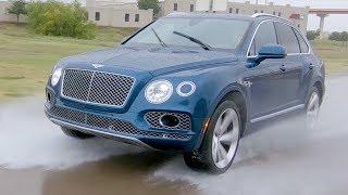 Download 2018 Bentley Bentayga Test Drive Video