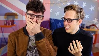 Download AMERICAN DOES BRITISH CITIZENSHIP TEST (with Evan Edinger) Video