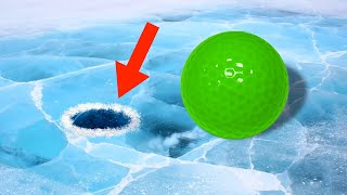 Download IMPOSSIBLE HOLE IN ONES! (Golf It) Video