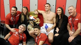 Download ITS A FAMILY AFFAIR! - CALLUM SMITH & FAMILY CELEBRATE JEDDAH WIN / EXCLUSIVE DRESSING ROOM FOOTAGE Video