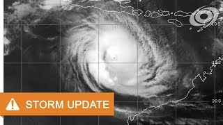 Download Category 5 Severe Tropical Cyclone Marcus Update - March 21, 2018 Video
