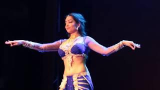 Download Prem Hai Radha Prem Hai Meera | Bharatanatyam Kathak Bollywood dance | Svetlana Tulasi Video