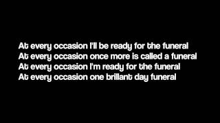 Download The Funeral - Band Of Horses (Lyrics) Video