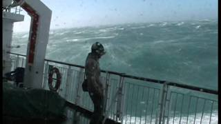 Download New Zealand Ferry Rough Crossing.mov Video