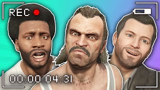 Download GTA 5 | Trevor, Michael and Franklin MAKE A MOVIE Video