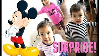 Download SURPRISE! WE'RE GOING TO DISNEY WORLD! - June 09, 2017 - ItsJudysLife Vlogs Video