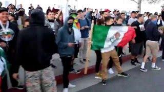 Download Donald Trump Protest Costa Mesa, CA (4-28-16) Video