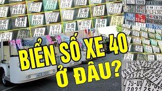 Download Biến số xe 40 Ở đâu 100 người thì 99 người chưa biết hết biển số xe máy ô tô 64 tỉnh thành Việt Nam Video