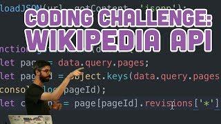 Download Coding Challenge #75: Wikipedia API Video