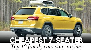 Download 12 Cheapest 7-Seater SUV Cars to Buy in 2018-2019 (Detailed Review) Video
