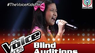 Download The Voice Kids Philippines 2016 Blind Auditions: ″Through The Rain″ by Krisha Video
