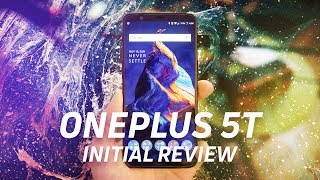 Download OnePlus 5T Initial Review Video