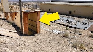 Download We Found A Secret Fallout Shelter In An Abandoned Ghost Town, Wait Until You See What We Found! Video