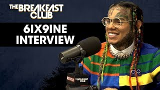 Download Tekashi 6ix9ine Explains Why He Fired His Team, Recent Shooting & New Album Video